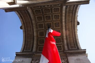 Arch De Triomphe RWB
