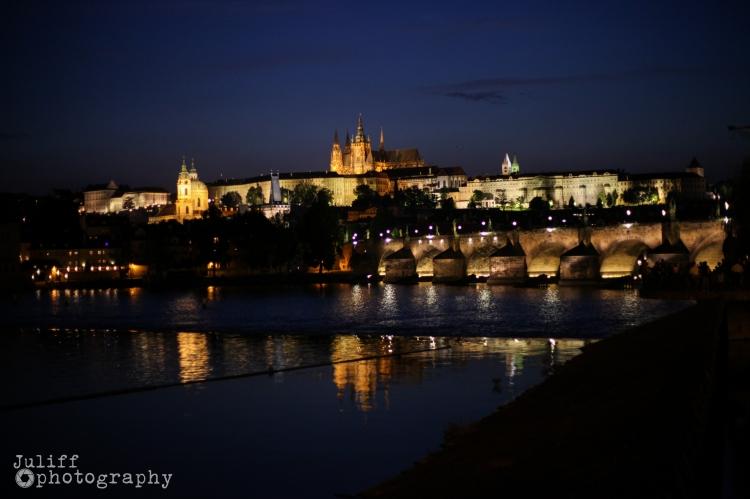 Prague Castle Night 2
