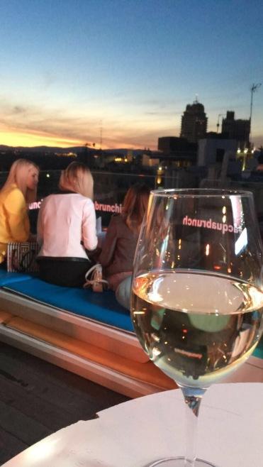 Hotel Indigo: Rooftop Bar